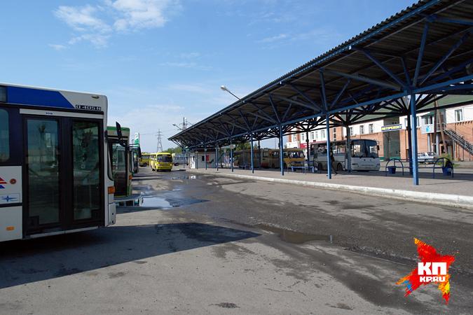 В Барнауле автобус №54 будет